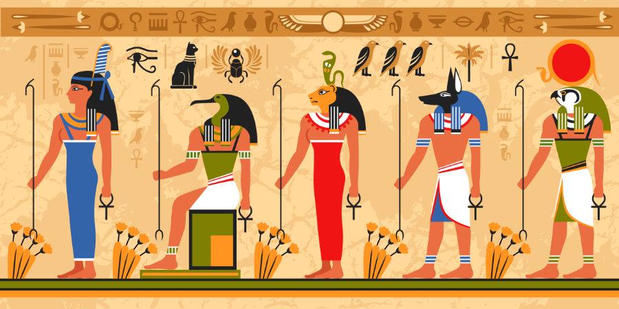 egipatski reiki